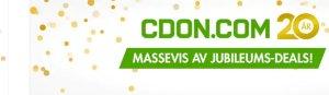 CDON kampanje