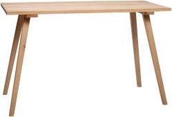 Hübsch Spisebord i eik 150cm