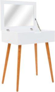Sminkebord med speil 60x40x75cm