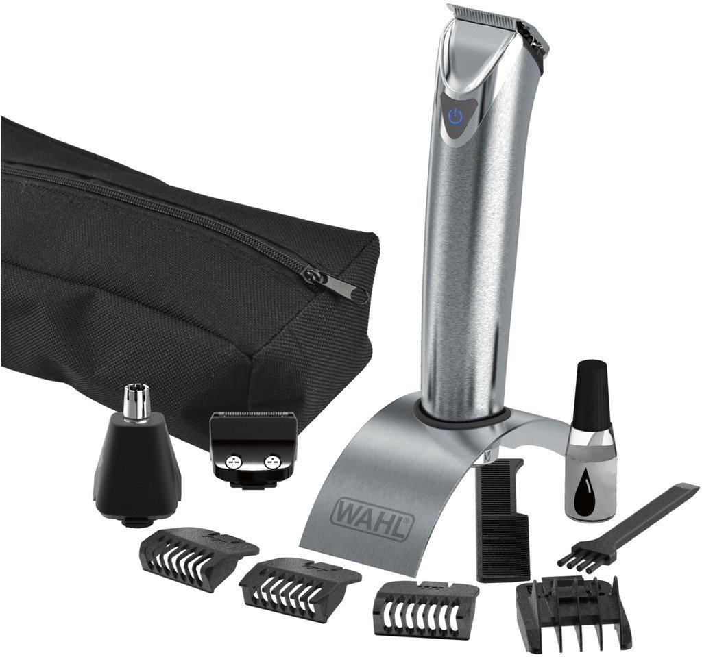 Wahl Stainless Steel Lithium Ion