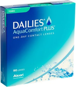 Dailies AquaComfort Plus Toric 90p