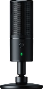 Razer Seiren X USB Digital Microphone and Headphone