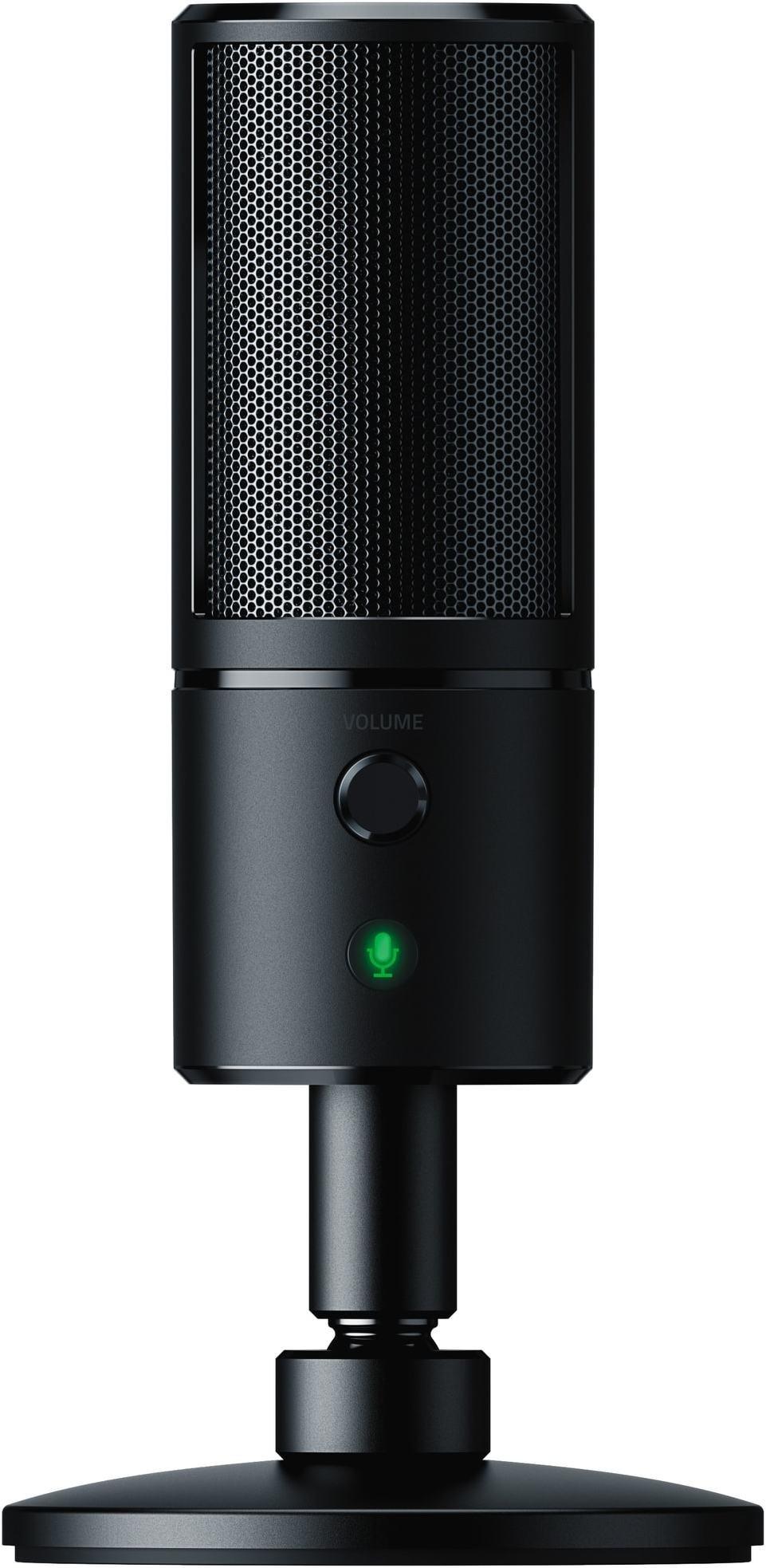Best pris på Razer Seiren X Mikrofoner Sammenlign priser