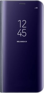 Samsung Clear View Standing Cover (Galaxy S8)