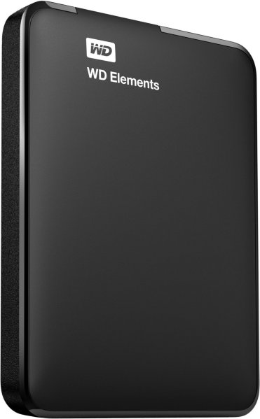 Western Digital Elements Portable 1TB