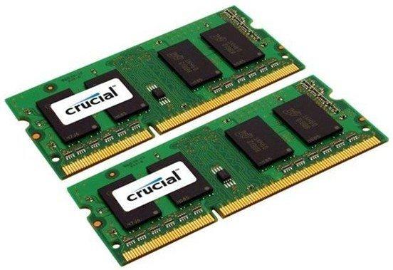 Crucial DDR3 SO-DIMM 1600MHz 16GB KIT