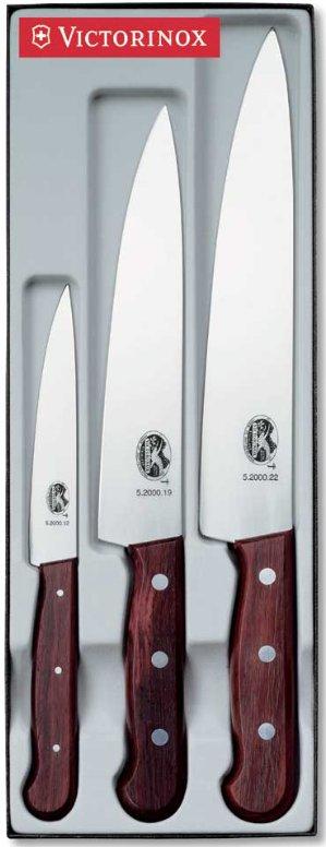 Victorinox 5.1050.3 knivsett 3 deler