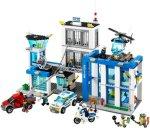 LEGO City 60047 Politistasjon