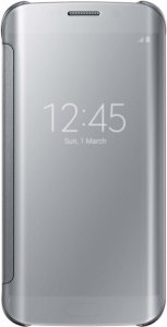 Samsung Clear View Cover til Galaxy S6 Edge