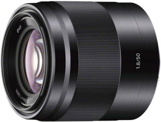 Sony SEL-50F18 50mm F1.8