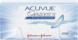 Acuvue Oasys for Astigmatism 6p