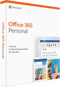 Office 365 Personal Engelsk
