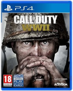 Call of Duty WWII til Playstation 4
