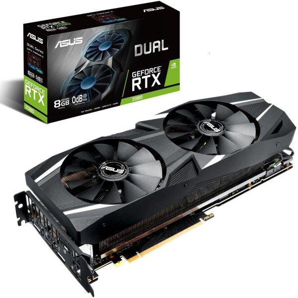 Asus GeForce RTX 2080 DUAL