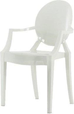 Kartell Louis Ghost stol