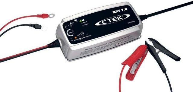 Batterilader CTEK M25 Batteriladere