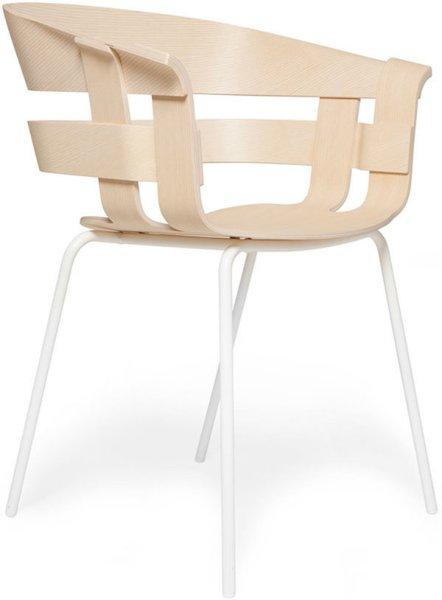 Design House Stockholm Wick stol stålbein
