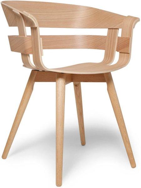 Design House Stockholm Wick stol trebein