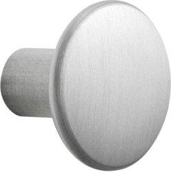 Muuto The Dots knagg liten aluminium
