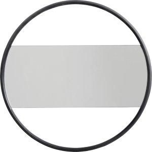 Speil i jern matt svart