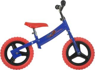 Dino Bikes Spiderman Balansesykkel