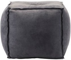 House Doctor Suede puff 40x40cm
