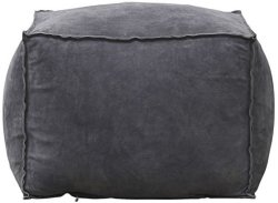 House Doctor Suede puff 60cm