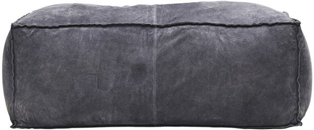 House Doctor Suede puff 120cm