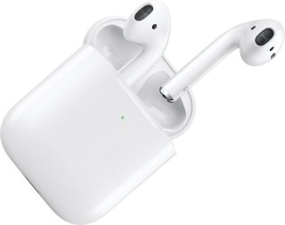 AirPods med trådløst ladeetui (2019)