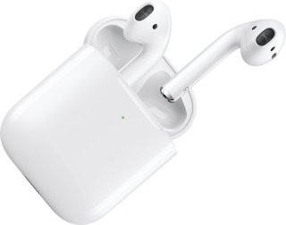 Apple AirPods med trådløst ladeetui (2019)