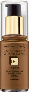 Facefinity All Day Flawless 3-in-1 Foundation 30ml