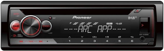 Pioneer DEH-S410DAB