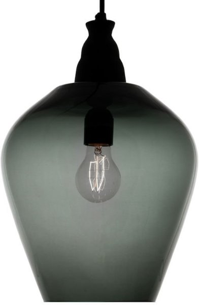 Magnor Glassverk Rocks lampe 28cm