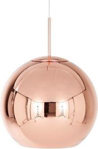 Tom Dixon Copper Round pendel 45cm