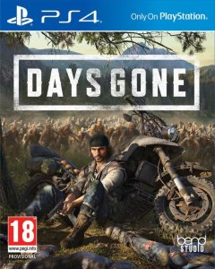 Days Gone til Playstation 4