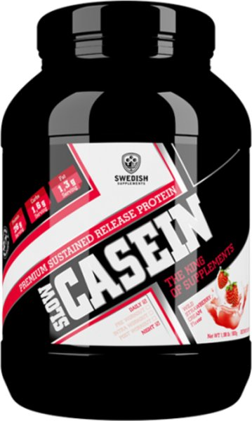 Swedish Supplements Slow Casein 900 g