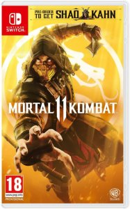 Mortal Kombat 11 til Switch
