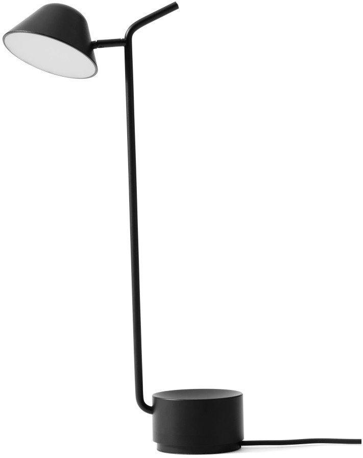 Peek Bordlampe Svart Menu