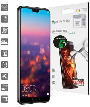 4smarts Huawei P20 Pro Second Glass