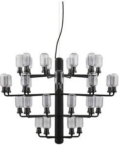 Normann Copenhagen Amp lysekrone stor