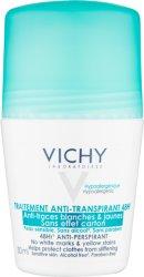 Vichy Deodorant No Marks Roll-On 50ml