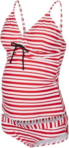 Mama.Licious Striped Tankini
