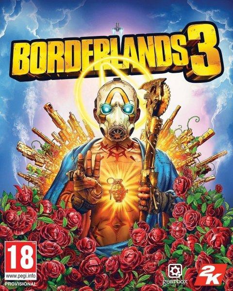 Borderlands 3 til Xbox One