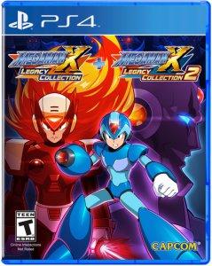 Mega Man Legacy Collection til Playstation 4