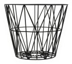 Ferm Living Wire kurv medium