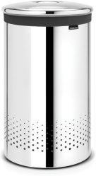 Brabantia Skittentøyskurv med metallokk 60L