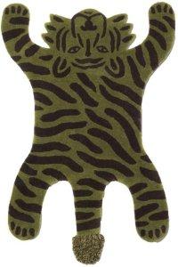 Ferm Living Safari Tiger gulvteppe