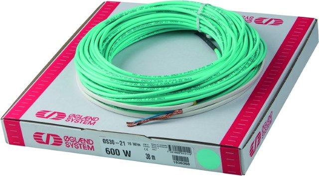 Øglænd System 30-21 16W/m 1000W