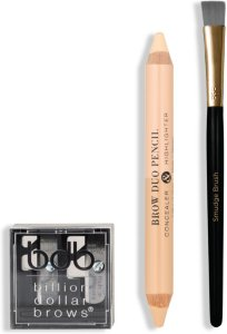 Billion Dollar Brows 60 Seconds To Contoured Brows Kit