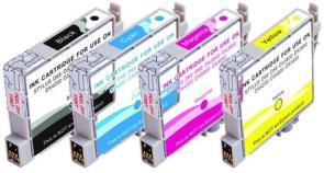 Epson T0804 Gul